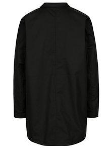 Černá pánská voděodolná bunda s kapsami Makia Mac