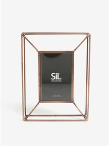 Rama foto bronz din metal - SIFCON