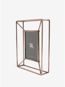 Stolový rámik na fotografiu v bronzovej farbe SIFCON