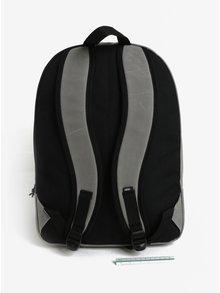 Šedý pánský žíhaný batoh 23l VANS Old Skool Plus