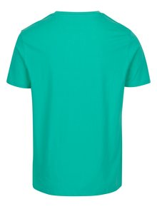 Tricou basic verde regular fit -  Burton Menswear London