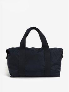 Tmavě modrá pánská cestovní taška GANT