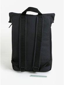 Černý voděodolný batoh z recyklovaného materiálu Ucon Hajo 20 l