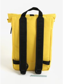 Žlutý voděodolný batoh z recyklovaného materiálu Ucon Hajo 20 l