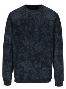 Bluza bleumarin cu print - ONLY & SONS Kasper