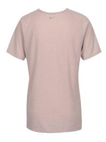 Růžové dámské funkční tričko Nike Tailwind