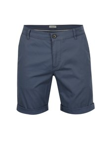 Pantaloni chino scurti albastri - Selected Homme Paris