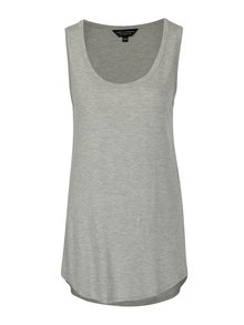 Top basic gri - Dorothy Perkins