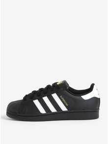 Pantofi sport negri - adidas Originals Superstar