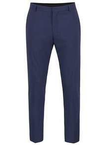 Pantaloni albastru inchis Selected Homme One