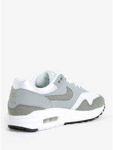 Pantofi sport gri&alb pentru femei - Nike Air Max 1