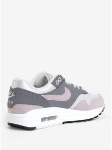 Pantofi sport roz&gri pentru femei - Nike Air Max 1