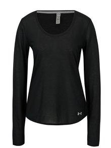Čierne dámske funkčné tričko Under Armour Streaker