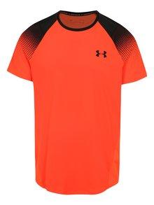 Tricou sport rosu pentru barbati Under Armour Dash