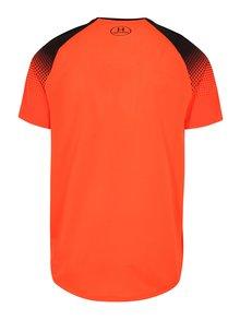 Červené pánské funkční tričko Under Armour Dash