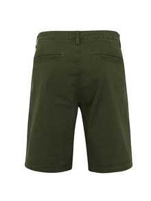 Pantaloni scurti chino verde inchis ONLY & SONS Holm