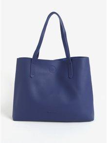 Modrý shopper s puzdrom Claudia Canova Ophelia