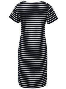 Tmavomodré pruhované šaty Tom Joule Riviera