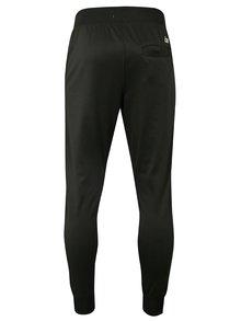 Pantaloni sport negri cu dungi laterale - Blend