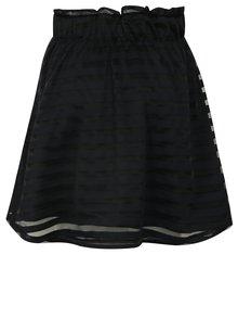 Tmavomodrá pruhovaná sukňa name it Fikaja