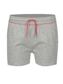 Pantaloni sport scurti gri pentru femei LOAP Bilie