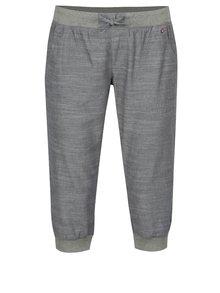 Pantaloni 3/4 gri pentru femei LOAP Nairine