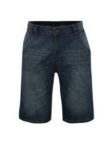 Modré pánské džínové kraťasy LOAP Velut