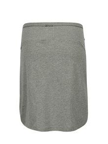 Sivá melírovaná sukňa LOAP Niabi