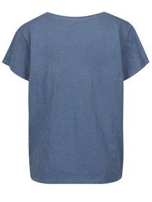 Modré tričko s potlačou Blendshe Cute