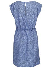 Rochie bleu cu print marunt  Blendshe Mally