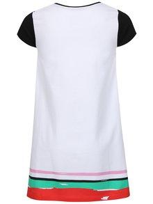 Biele dievčenské šaty s vreckami tuc tuc Jersey