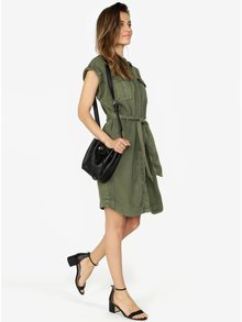 Geanta bucket neagra Pieces Cindy