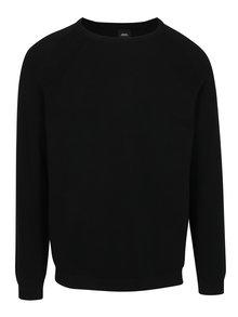 Pulover basic negru Burton Menswear London