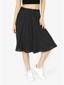 Čierna sukňa Calvin Klein Jeans Keanna