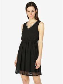 Černé šaty VERO MODA Liandra