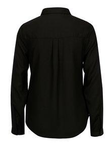 Černá košile s kapsami TALLY WEiJL