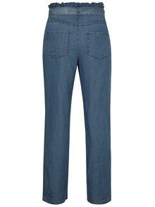 Modré kalhoty s vysokým pasem Noisy May Marian