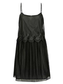 Čierne šaty ONLY Lana