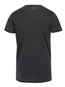 Tricou gri inchis slim fit - Blend