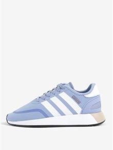 Modré dámske tenisky adidas Originals Iniki