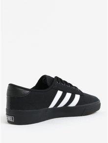 Čierne tenisky adidas Originals Kiel