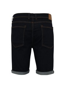 Pantaloni scurti din denim bleumarin - Burton Menswear London