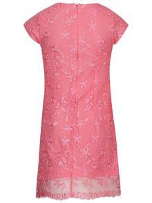 Ružové kvetované šaty 5.10.15.