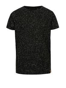 Černé klučičí tričko se zipy LIMITED by name it