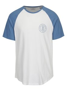Tricou bicolor cu logo ONLY & SONS Bobbi