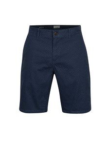 Pantaloni scurti chino albastri cu buline - ONLY & SONS Holm