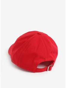 Červená kšiltovka GANT