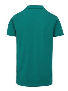 Zelené pánské polo tričko GANT