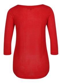 Bluza rosie semitransparenta - Yest