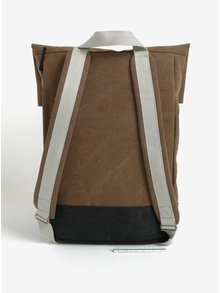 Hnědý voděodolný batoh Ucon Karlo 20l